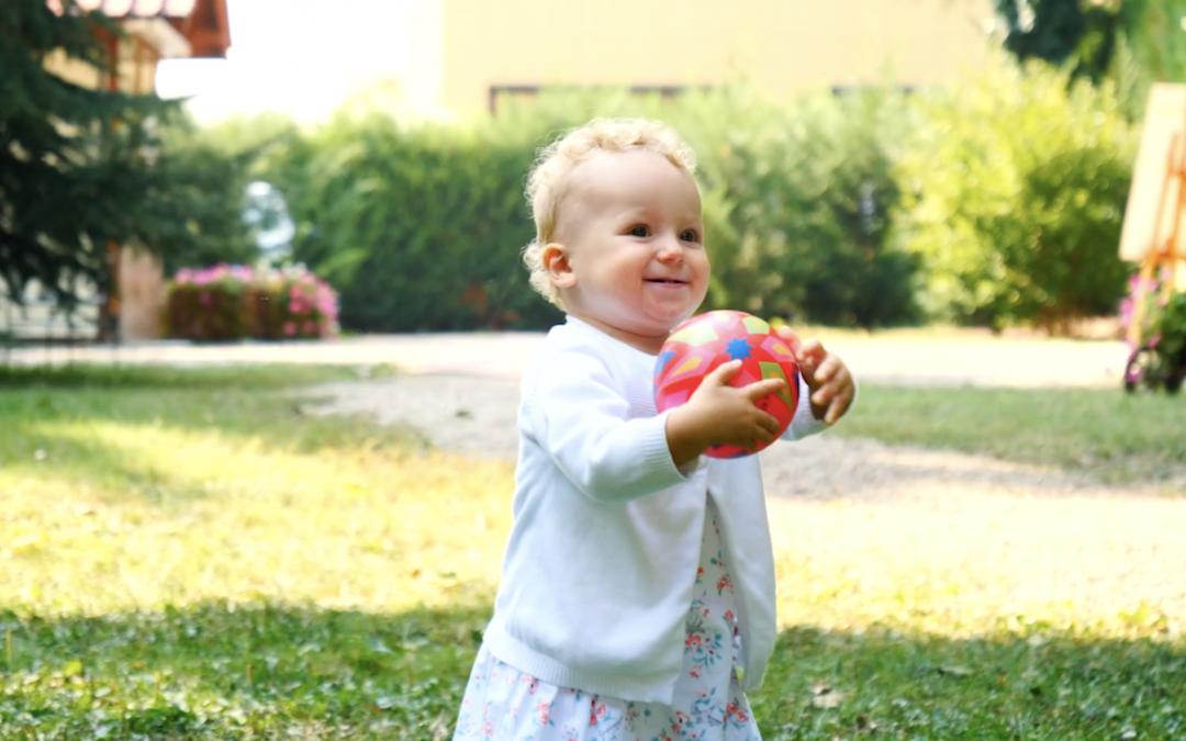 Smile Session – Al parco con Emma