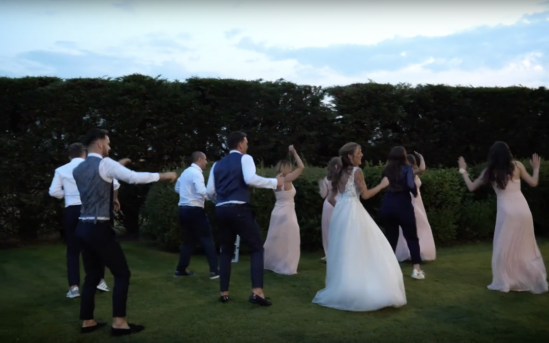 Wedding party – Cristina e Marinio