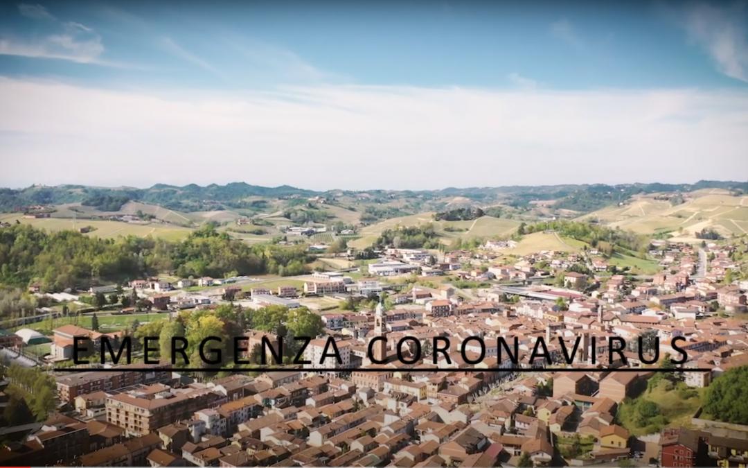 Reportage Coronavirus – Canale d'Alba aprile 2020